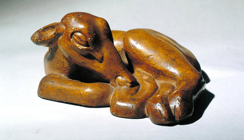 Guest curator Dr Grace Brockington discusses Gaudier-Brzeska: Disputing the Earth