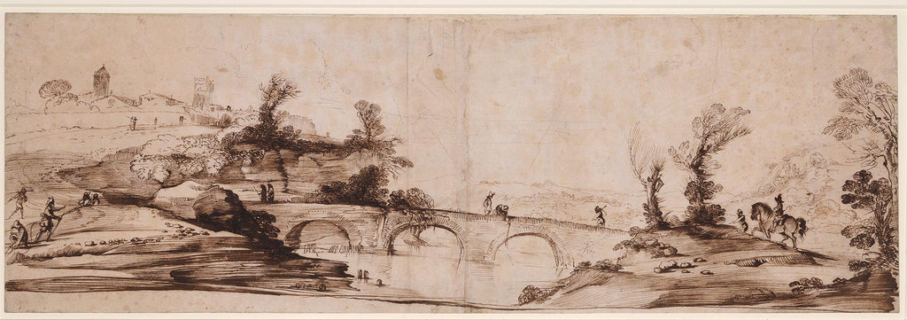 Lines in a Landscape: Drawings from the Royal Collection
