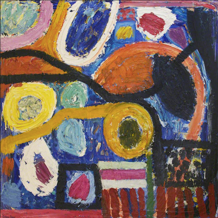 Art Appreciation Series: Len Green on Gillian Ayres
