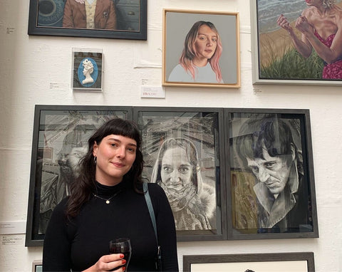 Meet the artist: Sarah Bailey – winner of The Floating Circle Prize