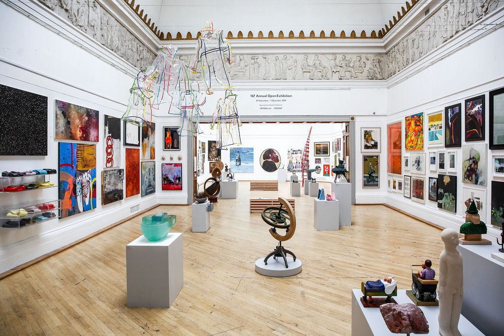 Art gallery in Bristol
