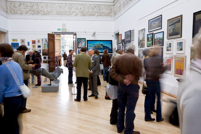 Royal Academicians at RWA