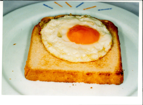 080, Martin Parr RWA (Hon), Sunny Side Up, Photograph 140x190mm