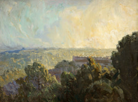 Lewis Fry, View from Clifton Hill