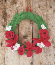 NEW! Learn to Papercut: Floral Wreath
