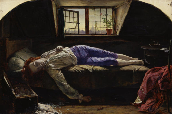 Furious, Wild and Young: The Death of Chatterton