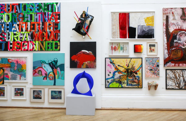168 Annual Open - Artist Collection Bookings