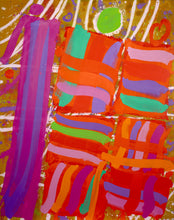 Albert Irvin and Abstract Expressionism