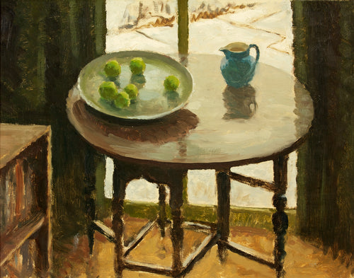 Thomas Henslow Barnard, Table in a Window