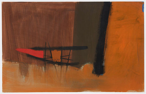 Wilhelmina Barns-Graham, Untitled [Tarragona], 1960