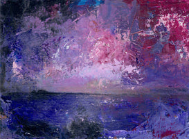 377, ashar, Off Cape Cornwall, Mixed media