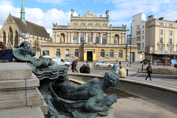 Sculpture in Bristol City Centre: A Guided Tour