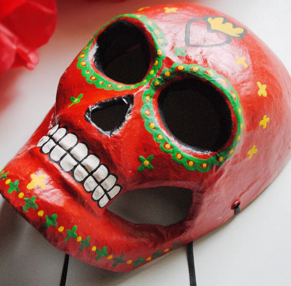 Junior Drawing School - Day of the Dead Masks