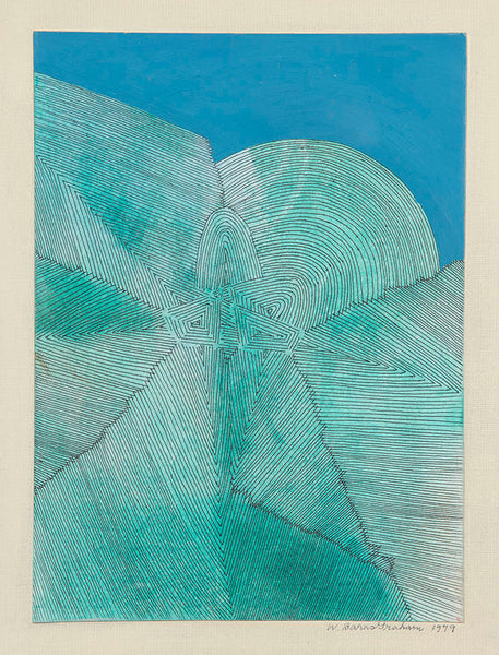 Wilhelmina Barns-Graham, Glacier Knot 1978