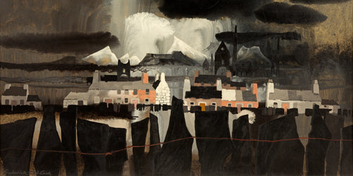 Frederick T W Cook, China Clay Village