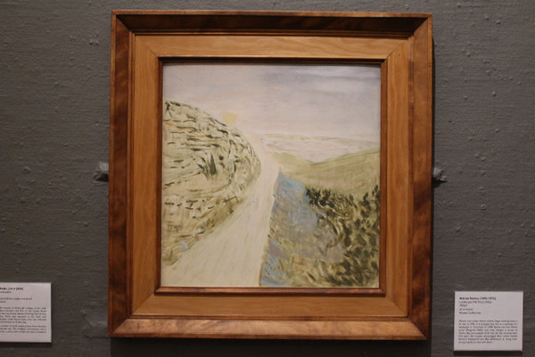 Adrian Stokes, Landscape: Hill, Road, Valley, 1936/7