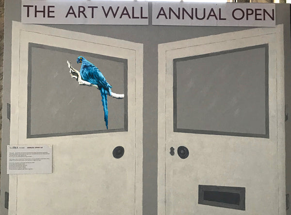 Active Art Wall - Take Part Online For Free!