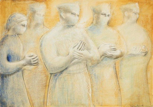 Barbara Hepworth, The Hands, 1948