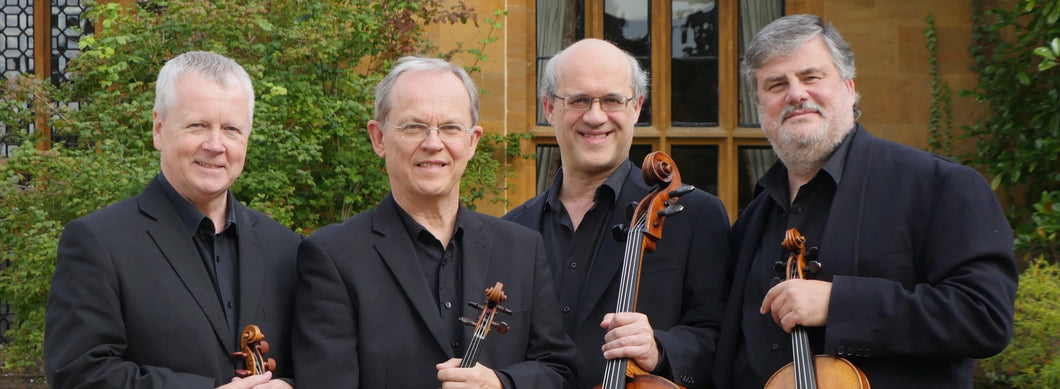 Coull Quartet Fundraising Concert at the RWA