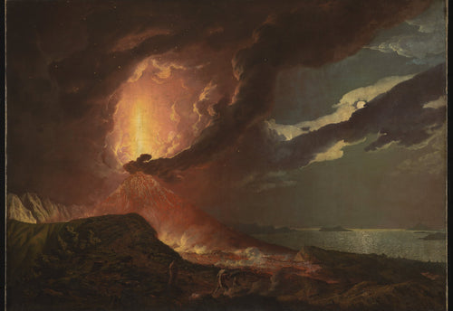 Fire: Flashes to Ashes in British Art 1692-2019