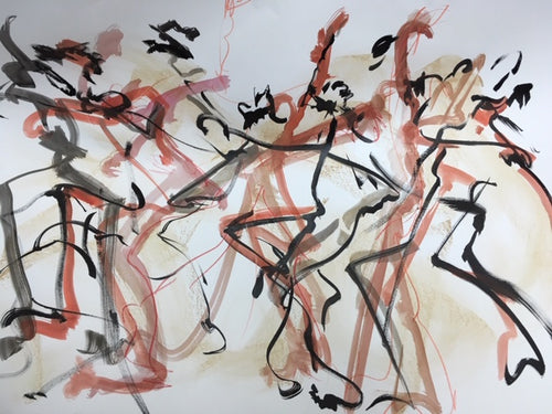 Life Drawing with Movement