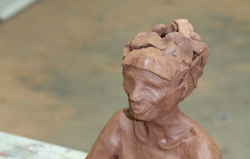 Drawing with Clay: Life Sculpture