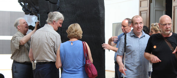 Gallery Tour for Visually Impaired Adults