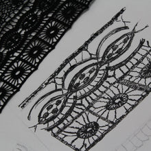 Drawing Vintage and Ethnic Textiles