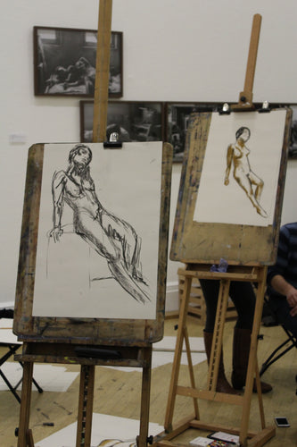 Life Drawing Zoom class - 15th July
