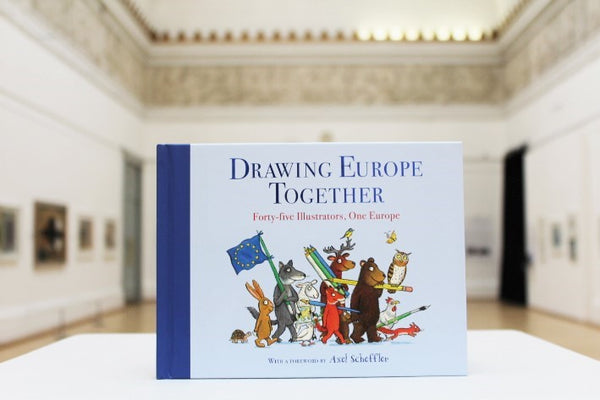 'Drawing Europe Together' - Book