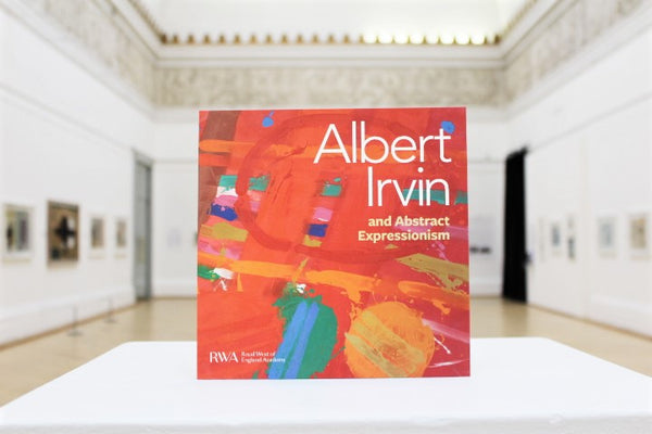 'Albert Irvin and Abstract Expressionism' - Catalogue