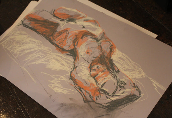 Untutored Life Drawing