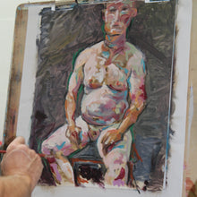 Life Painting - Zoom class