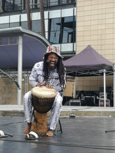 "African Song, Dance, Ceremony & Drumming: ""ALKEBULAN"" - Garden of Eden"