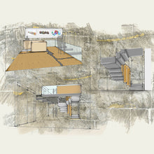 Re-Imagining the RWA: UWE Interior Architecture Students' Exhibition