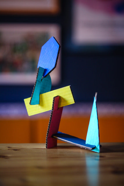 Sculpture Inspired by Travel - Free Family Workshop