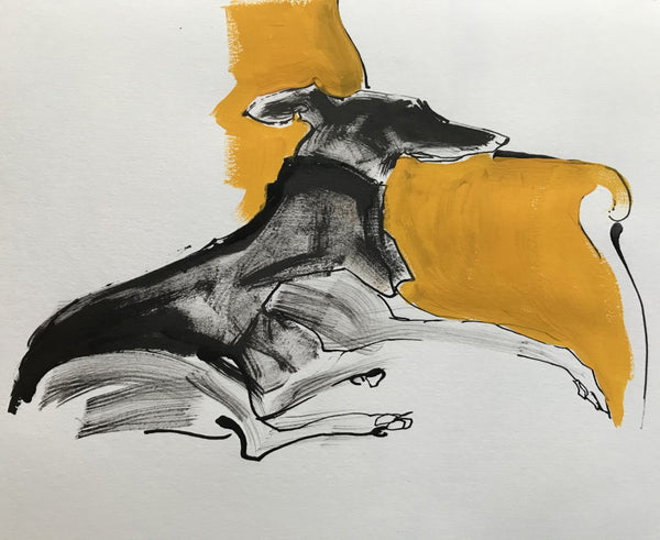 Dog Drawing - Zoom class