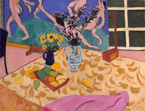 Colour and Form in the Studio of Matisse