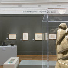 Gaudier-Brzeska: Disputing the Earth