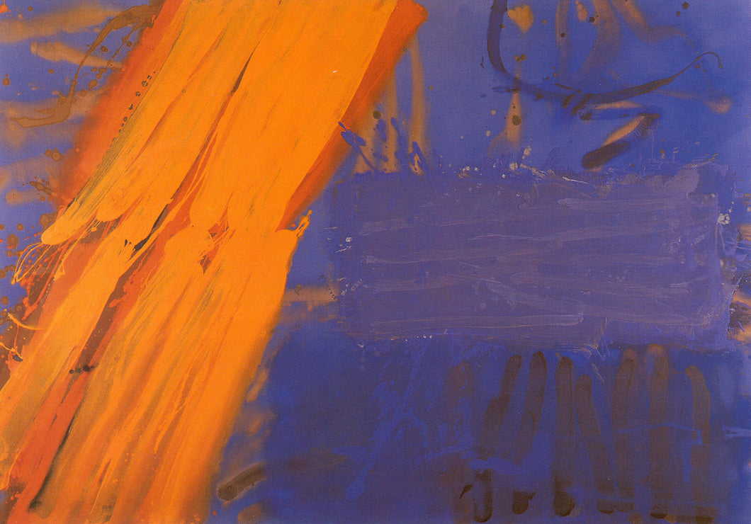 Bert and the Americans: Albert Irvin and Abstract Expressionism