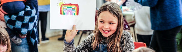 Junior Drawing School - Expressive Mark-making and Emotion