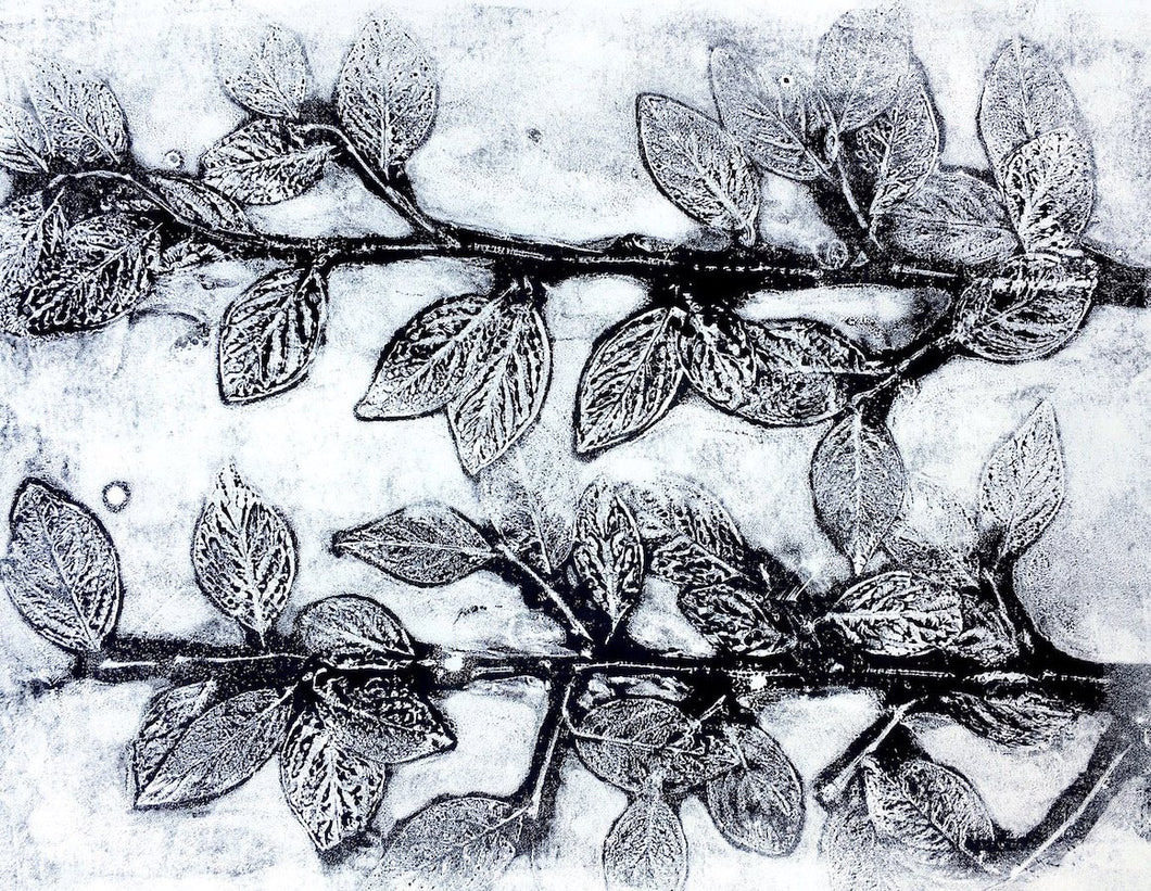 Printing from Plants