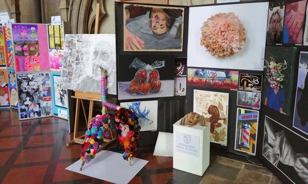 Senior Schools Art Competition Exhibition