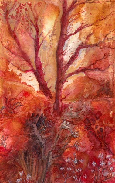 NEW! Atmospheric Watercolour