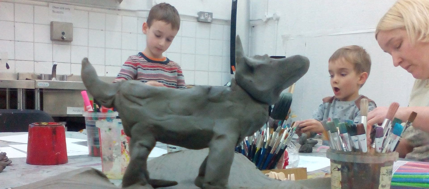Clay Animal Modelling with Sophie Howard