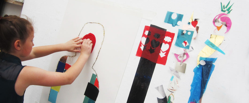 Junior Drawing School – in the studio with Jenny Cooper