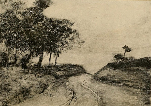 NEW! Landscapes: Drawing to Monotype Printing