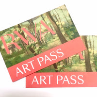 Art Pass WITHOUT Gift Aid