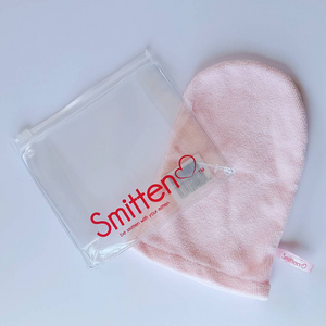 Smittens Facial Cleansing Mitten - Single, Facial Cleasing Mitten, Smittens, Irresistible Cosmetics