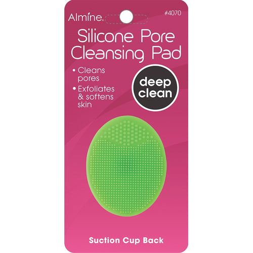 Silicone Pore Cleansing Pad, Skin Care, Almine, Irresistible Cosmetics